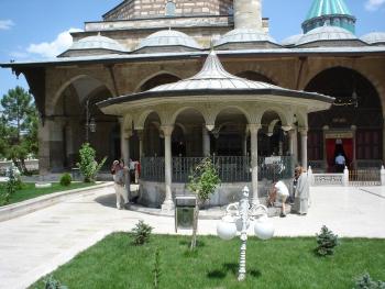 Mevlana Müzesi Panorama