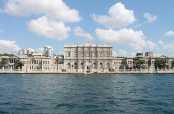 Dolmabahçe Sarayı Panorama