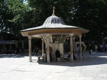 Eyüp Sultan Camii Panorama
