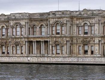 Beylerbeyi Sarayı Panorama