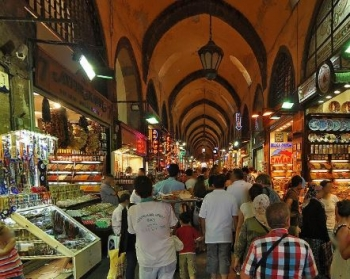 Mısır Çarşısı Panorama