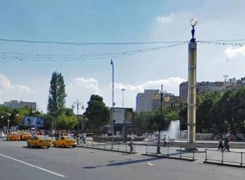 Kızılay Meydanı Panorama