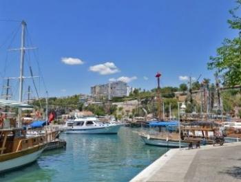 Antalya Yat Limanı Panorama