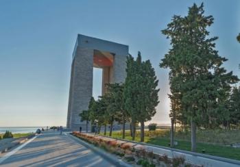 Çanakkale Şehitler Anıtı Panorama