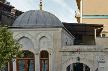 Yerebatan Üskûbi İbrahim Ağa Camii Panorama