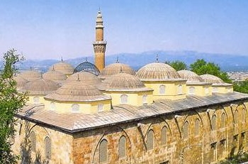 Bursa Ulu Cami Panorama
