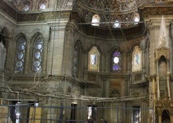 Nuruosmaniye Camii Panorama